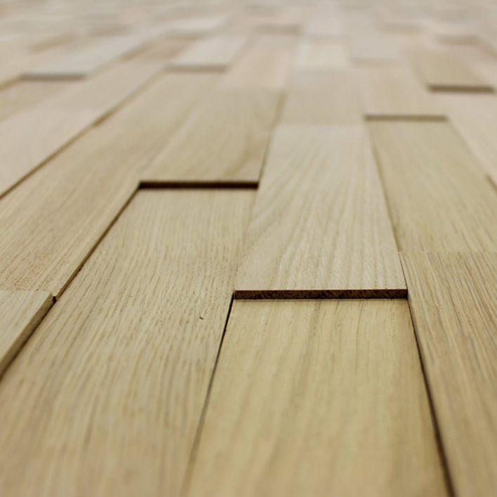 Parement bois chêne nature WoodWall