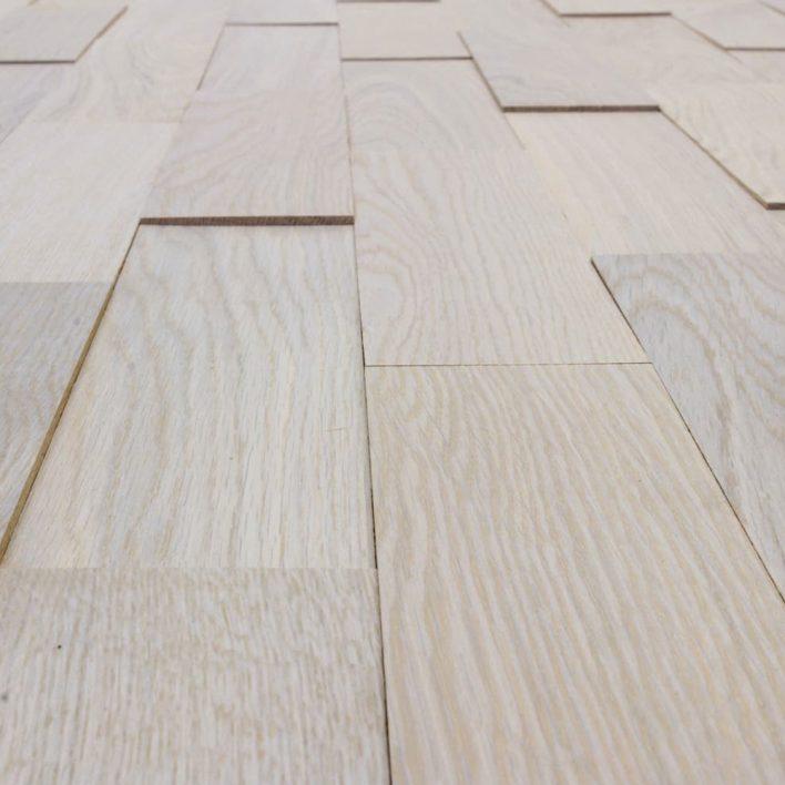 Déco bois chêne arctique
