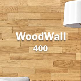 Plaquette de parement bois woodwall 400 mm