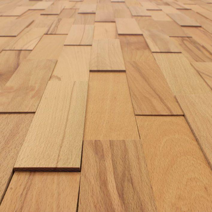 Palquettes bois hêtre Woodwall