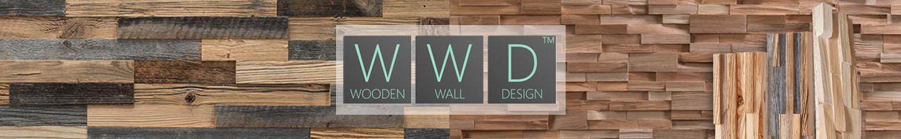 Mur en bois Parement