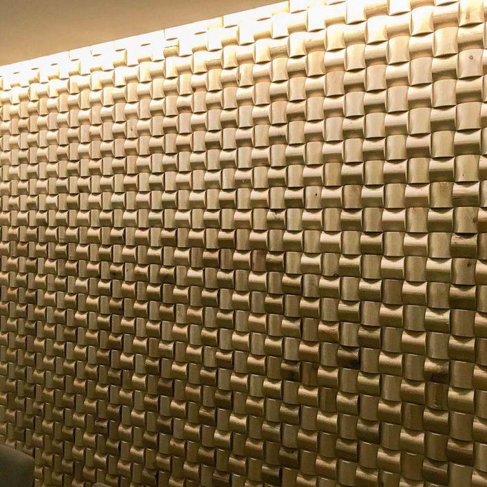 deco mur bois