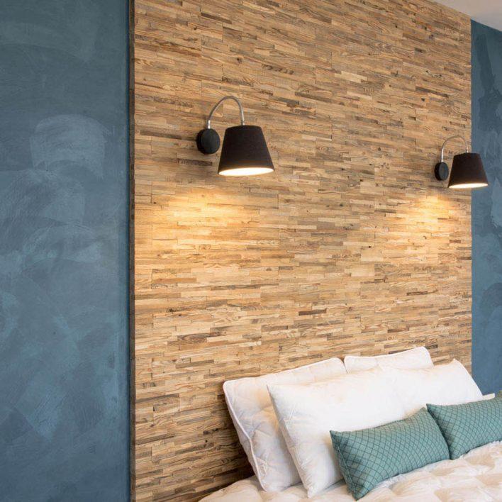 mur en bois wooden wall