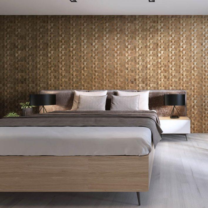 panneau décoratif bois