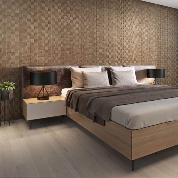 panneau decoratif bois