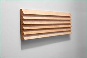 plaque de bois