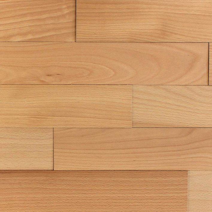 mur interieur en bois massif