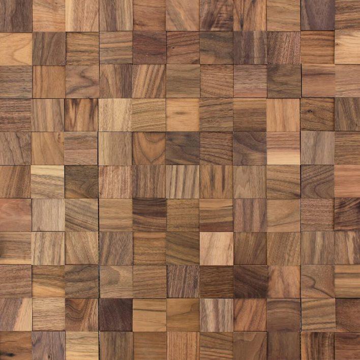 mur en bois adhesif