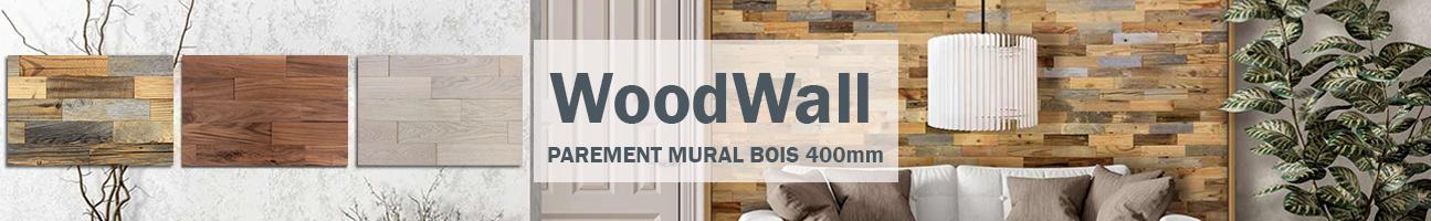 Parement mural bois interieur