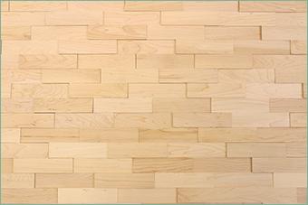 panneaux muraux bois erable