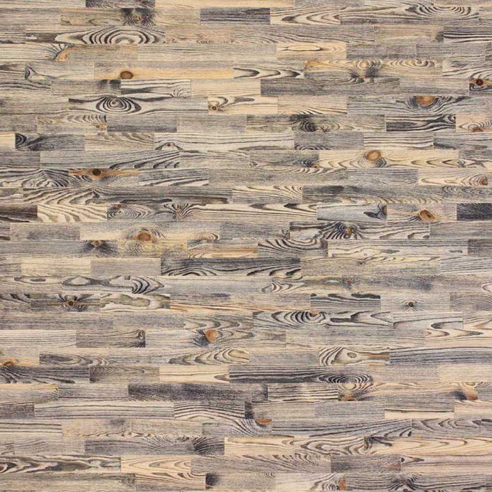 Planche de bois brut