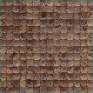 Panneau Mural Noix de Coco