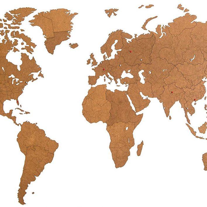 carte mappemonde