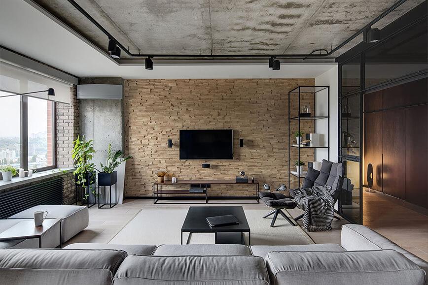 Déco Salon Moderne