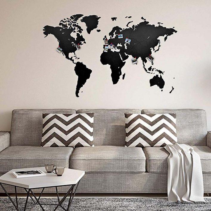 map du monde