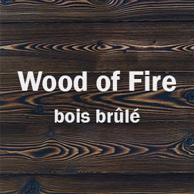 bardage bois brûlé deco