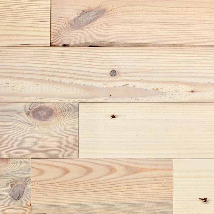 chambre lambris bois