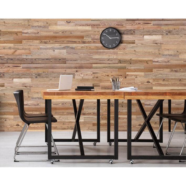 planche bois naturel bureau