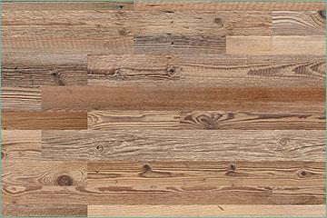 mur planche de bois