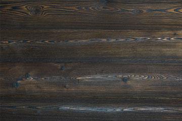 panneau bois brule