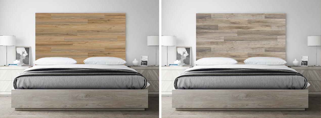 tête de lit bois pas cher