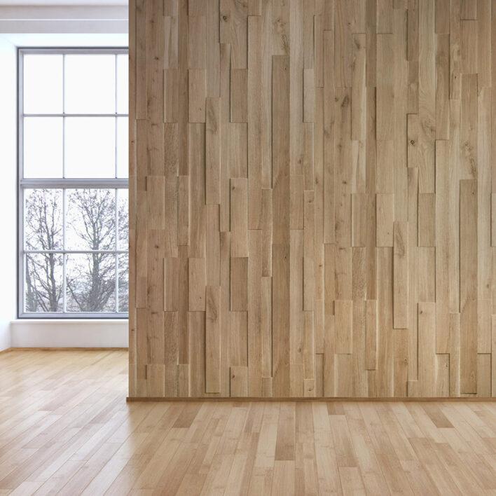 Panneaux de bois en chêne