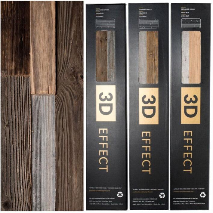 packaging lambris bois vielli