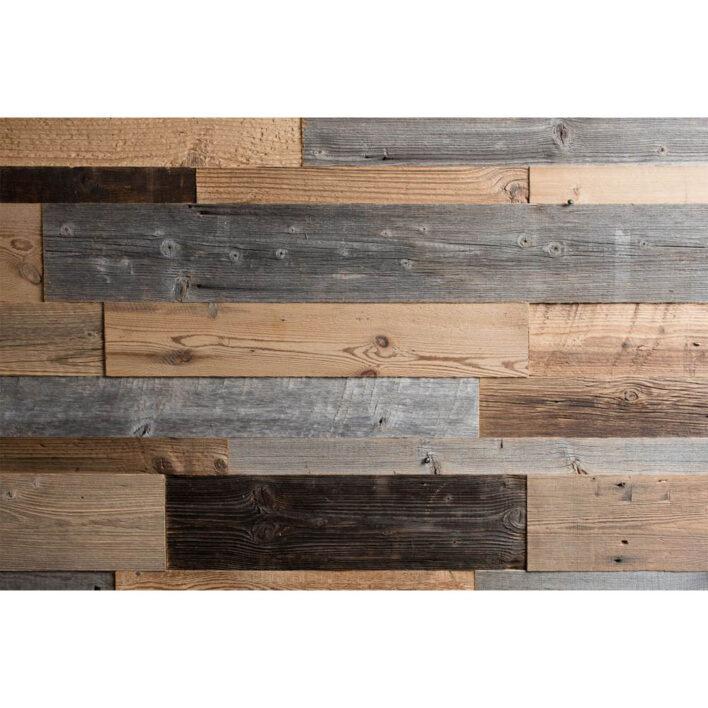 planches de bois vieillies