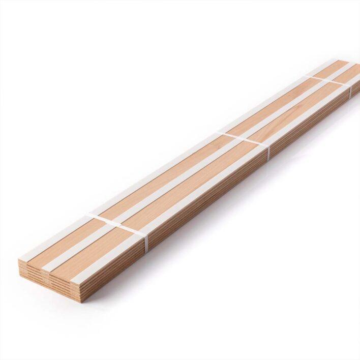 lambris bois adhesif