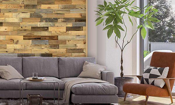 mur décoratif